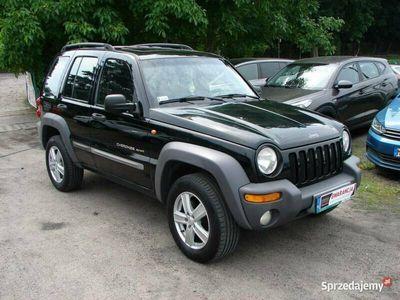 używany Jeep Cherokee 2.5dm 143KM 2003r. 211 000km