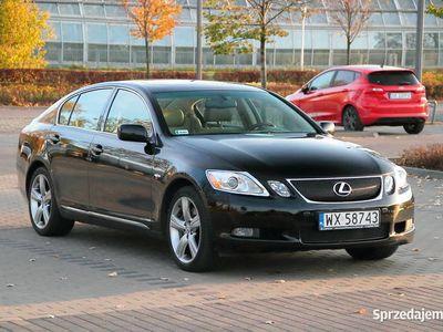 używany Lexus GS300 Salon PL, serwis tylko ASO