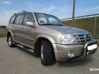 używany Suzuki Grand Vitara XL-7
