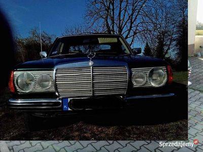 używany Mercedes 240 DB W123