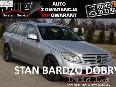 używany Mercedes C220 2.2dm 136KM 2008r. 220 000km