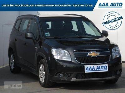 używany Chevrolet Orlando  Salon Polska, Serwis ASO, GAZ, 7 miejsc, Navi, Klimatronic,