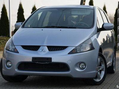 używany Mitsubishi Grandis 2.4dm 165KM 2004r. 248 000km