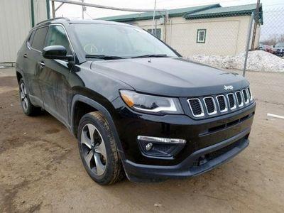 używany Jeep Cherokee 2.4dm 180KM 2018r. 37 400km