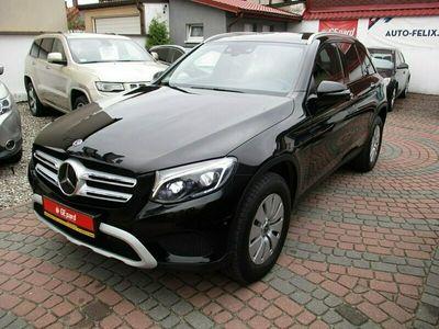 używany Mercedes GLC250 2dm 210KM 2017r. 139 000km