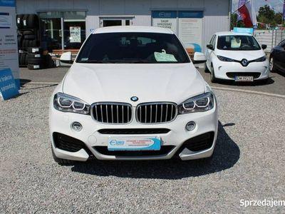 używany BMW X6 3dm 313KM 2017r. 56 000km
