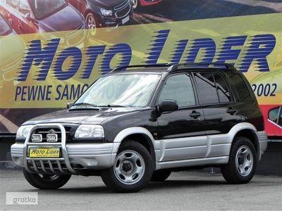 używany Suzuki Grand Vitara I Napędy, klimatyzacja, świetny wizerunek