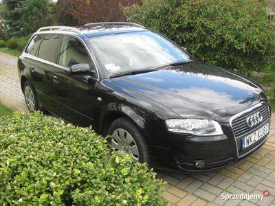 używany Audi A4 2.0 TDI 140KM Automat, II Właściciel, zadbany