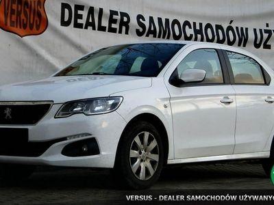 używany Peugeot 301 1.6dm 115KM 2017r. 125 000km