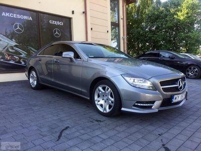 used Mercedes 350 Klasa CLS W218 *CDI * 4Matic * AMG * Super Wersja *