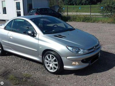 używany Peugeot 206 CC 1.9 2.0 Benzyna Możliwa zamiana Możliwy kredyt
