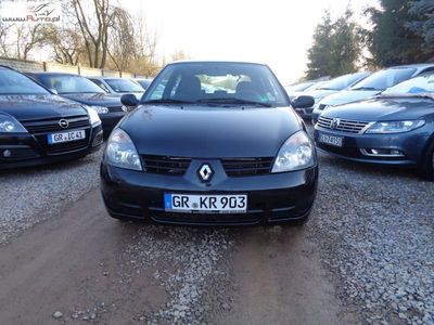 używany Renault Clio 1.2dm3 75KM 2007r. 165 115km 1.2 Klima El szyby Bez rdzy Stan BDB Bezwypadk Opłacony
