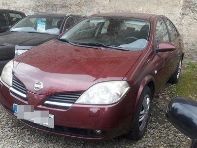 używany Nissan Primera III [P12], Przemyśl
