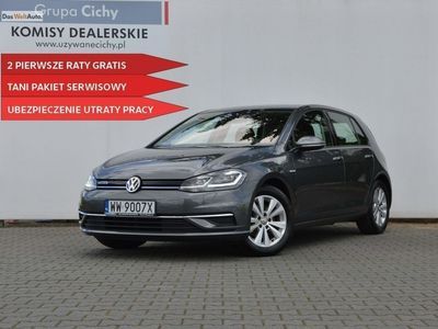 używany VW Golf 1.5 TSI 130 KM DSG Comfortline Salon Polska FV23% ASO Gwarancja