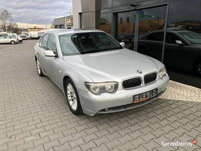 używany BMW 730 Xenon,skóry,navi,szyberdach,el.podgrz.fotele z pamięc,3.0D E65/66 (2001-2008)