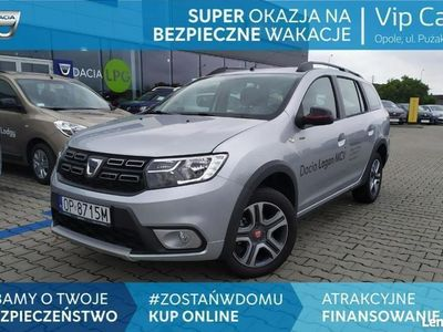 używany Dacia Logan MCV LAUREATE TCe 90, rocznik 2019, przebieg 30 KM !!! II (2012-)