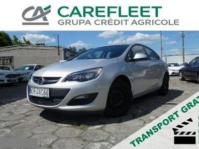 używany Opel Astra 1.4dm 140KM 2017r. 103 451km