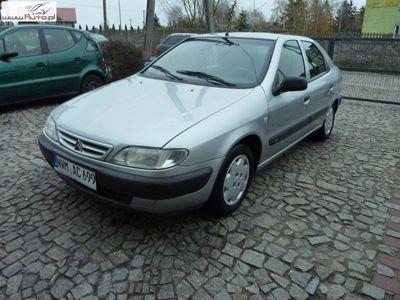 gebraucht Citroën Xsara 1.4dm3 75KM 2000r. 181 211km 1.4 Benz./Klima/z Niemiec