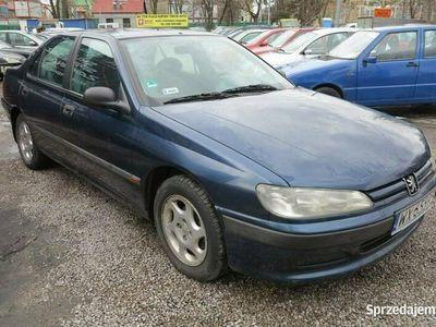 używany Peugeot 406 !!! Bemowo !!! 1.8 benzyna, 1998 rok !!! KLIMA !!!