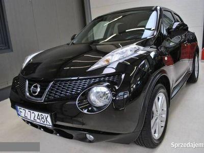 używany Nissan Juke 1.6dm 117KM 2012r. 86 000km