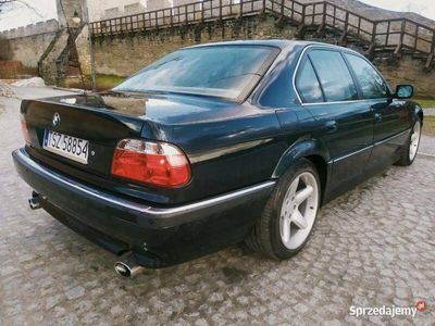 używany BMW 740