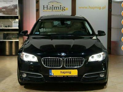 używany BMW 520 2dm 190KM 2016r. 171 000km