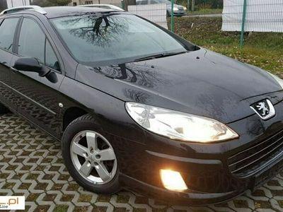 używany Peugeot 203 407 1.6dm 110KM 2007r.000km