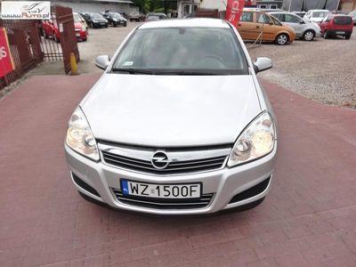 używany Opel Astra 1.3dm3 90KM 2009r. 190 000km Salon Polska Klimatyzacja 6bieg 2009rok