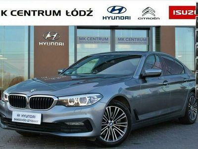 używany BMW 530 530 i xDrive 8AT 252KM SportLine Salon PL 1 właściciel Serwis ASO FV23% G30 (2017-)