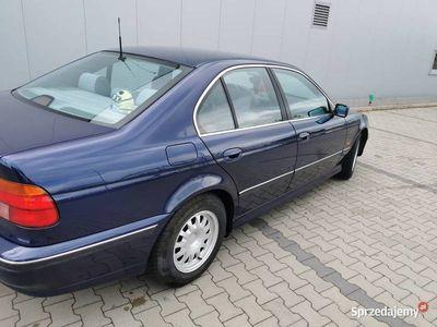 używany BMW 520 E39 i