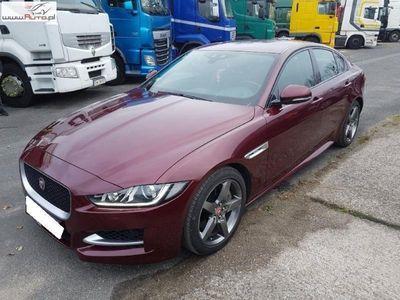 używany Jaguar XE Inny 2dm3 200KM 2015r. 33 964km2.0 T R-Sport, Automat, Benzyna, FV 23%, Gwarancja!!