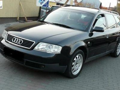 używany Audi A6 2.8dm 2000r. 248 000km