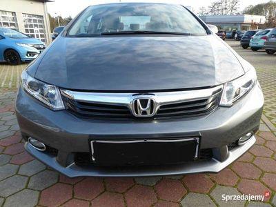 używany Honda Civic AUTOMAT rejestracja 2013 r 1.4 16v sedan idealny