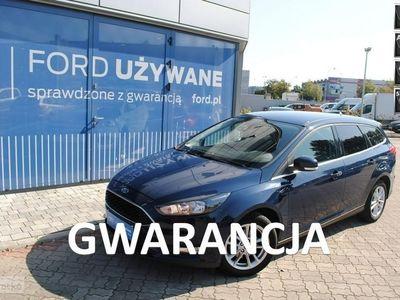 używany Ford Focus III Kombi SYNC Edition 1,5TDCi 95KM ASO a Gwarancja, Białystok