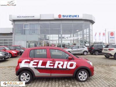 używany Suzuki Celerio 0.9dm3 68KM 2018r. 237km Samochód od Dealera Wersja Premium Stan Perfekcyjny FV23%