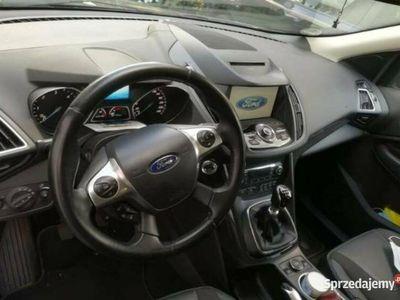 używany Ford Kuga 2016r 2.0 TDCI 164KM Titanium