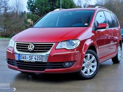 używany VW Touran I 1.4 TSI Bi XENON Opłacony z Niemiec, Korzenna