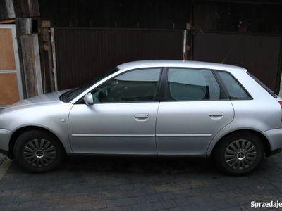 używany Audi A3 8l 1.6 LPG 2003 r. 5 drzwi