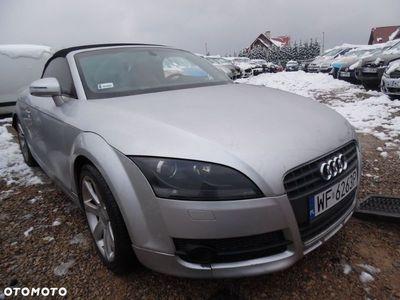 brugt Audi TT Roadster
