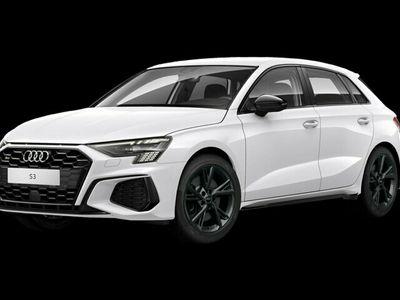używany Audi S3 2dm 310KM 2021r. 10km