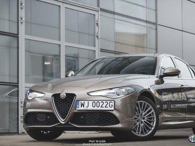 brugt Alfa Romeo Giulia rabat: 23% (50 450 zł) DEMO 2017r.