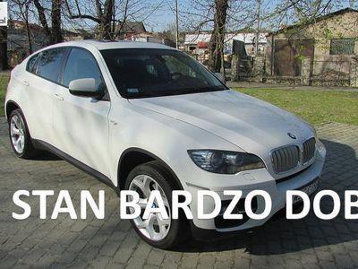 """używany BMW X6 3dm3 306KM 2011r. 229 000km 4.0d 306km LIFT Kamery 360"""" 1wł Salon PL Vat23% Piekny stan zamiana"""
