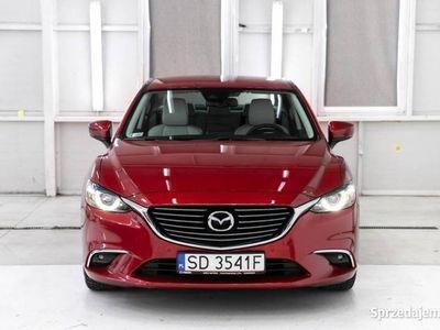 używany Mazda 6 6SKYACTIV, Nawigacja, Kamera cofania, Elektryka foteli, I Wł. III (2012-)