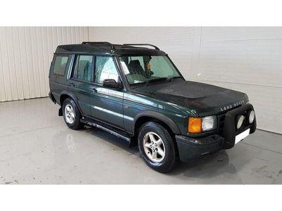 używany Land Rover Discovery 2 2.5 TD5 manual anglik