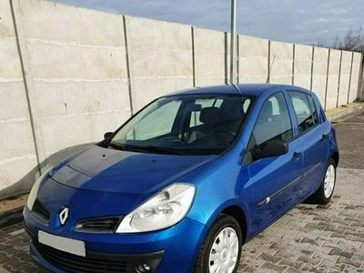 używany Renault Clio 1.5dm 75KM 2006r. 126 136km