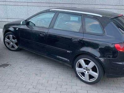 używany Audi A3 Sportback w dobrej cenie S-line nie bmw golf honda