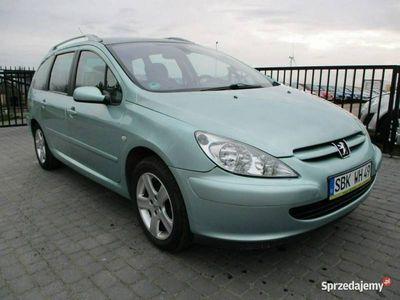 używany Peugeot 307 SW 1,6 b KLIMATRONIC stan b.dobry przygotowany do rej. opłacony I (2001-2005)