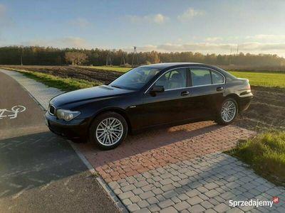 używany BMW 730