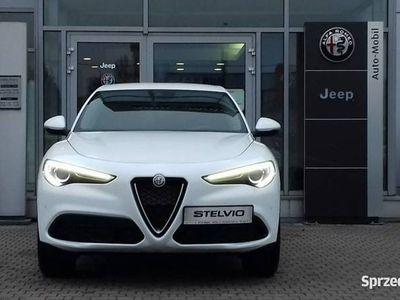 używany Alfa Romeo Stelvio 2dm 280KM 2019r. 2km