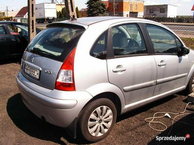 używany Citroën C3 1,4 / Gaz / 2007r